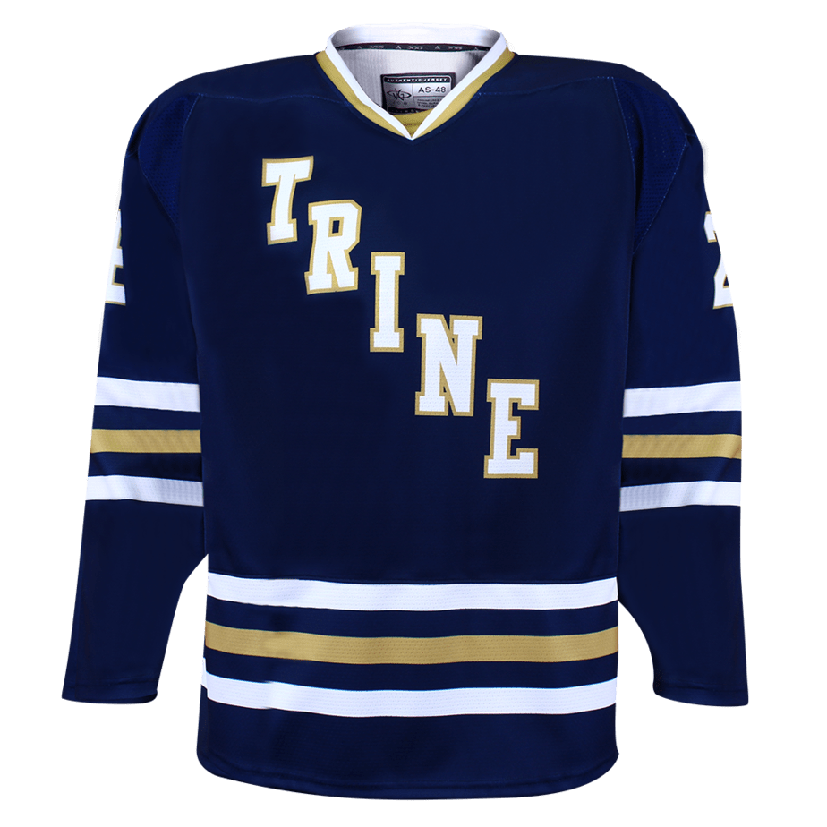 Custom hockey jersey for the men's ice hockey team. NHL jersey quality ice hockey jersey.