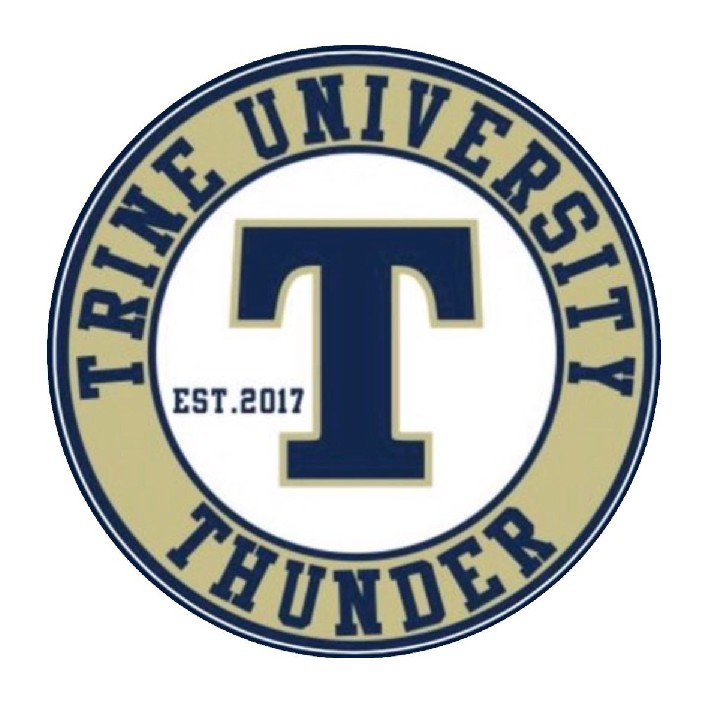 Trine University Men's/Women's Hockey logo