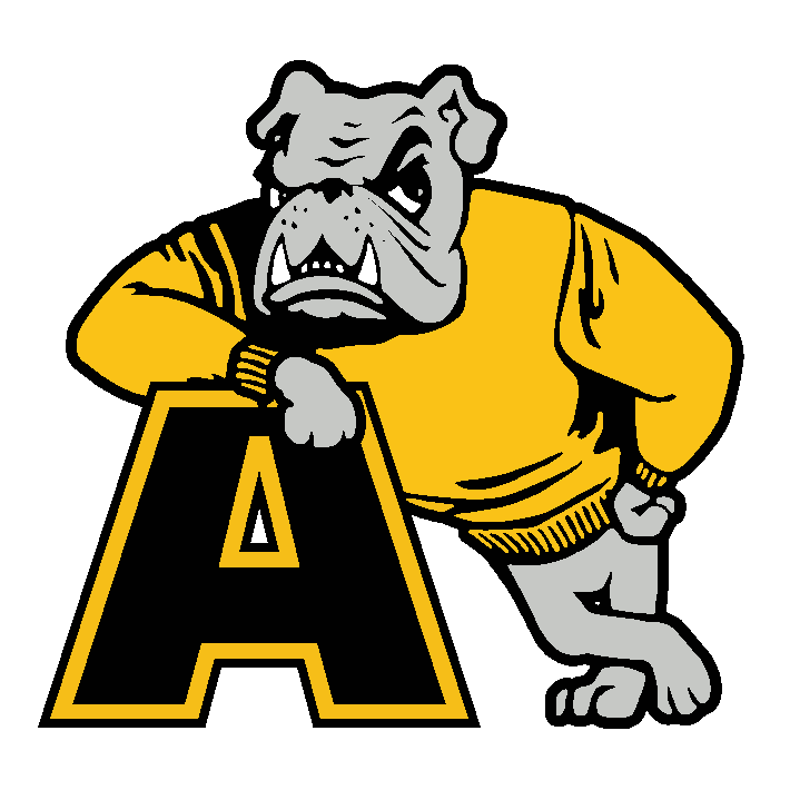 Adrian College Men's/Women's Hockey logo