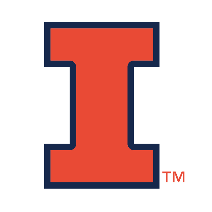 University of Illinois hockey logo