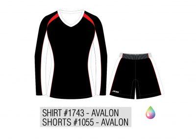 Volleyball women patterns_22