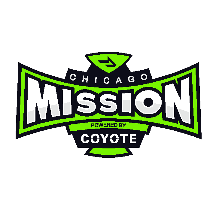 Chicago Mission AAA Hockey logo
