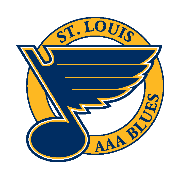 St. Louis Blues AAA Hockey logo