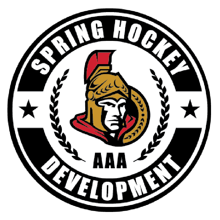 Ottawa Senators AAA Hockey logo